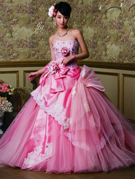 4072 best vestidos para promocion images on Pinterest   Flower girls ...