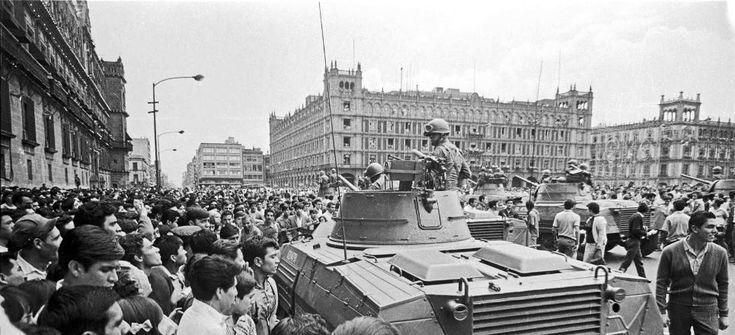 Los filmes del movimiento estudiantil de 1968 en México