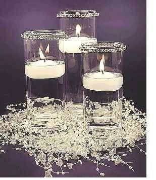 58 best winter wonderland wedding images on pinterest winter another idea for a smaller simple centerpiece find this pin and more on winter wonderland wedding junglespirit Images