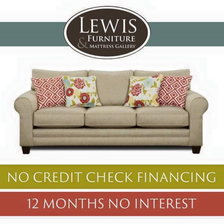 Go To LewisFurnitureStore On Your Computer Or Smart Phone Apply For Lewis FurnitureCredit CheckApply