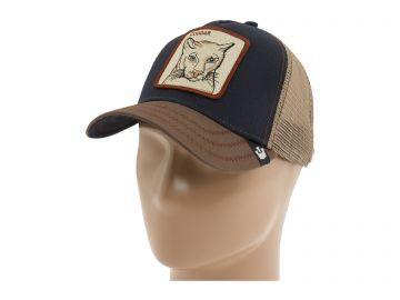 Goorin Brothers Cougar - Şapka, Desenli Fiyat: 180,00 TL İndirimli Fiyat: 145,00 TL