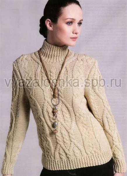 Вязание свитеров спицами дневники