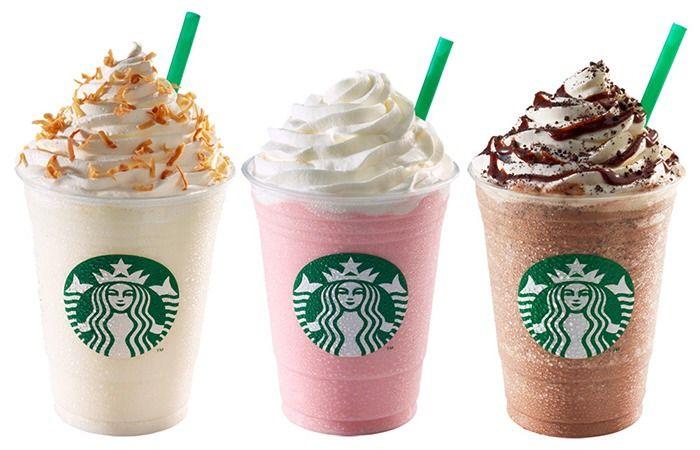 DIY Starbucks Drinks #Food #Drink #Trusper #Tip