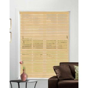 Perfect grain elm wood venetian blinds