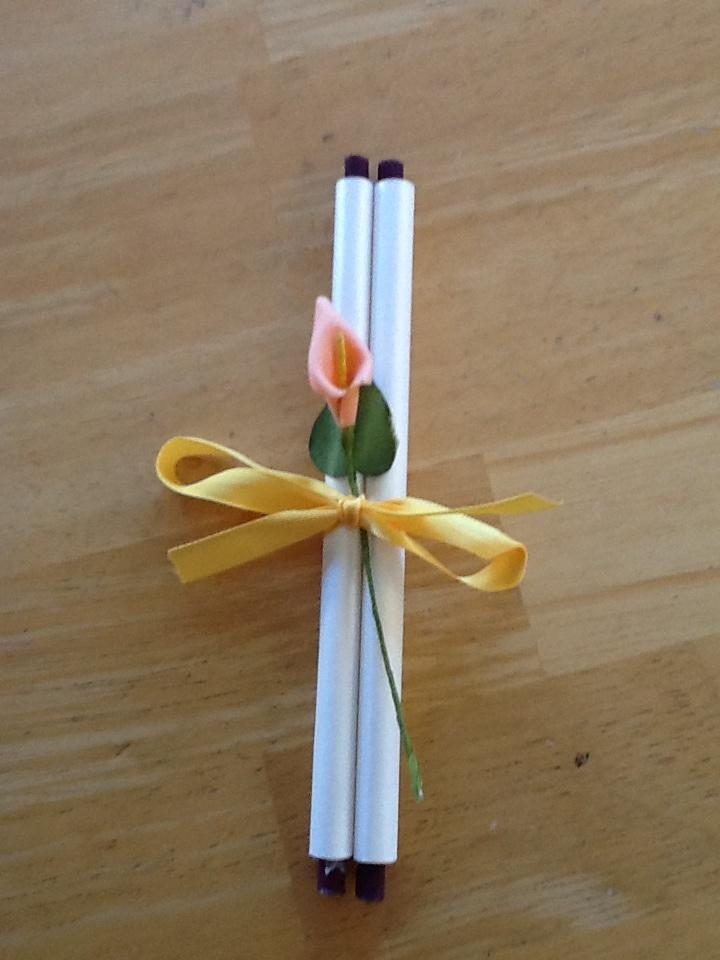 cinderellthemed wedding scroll invitations%0A Wedding scroll done up