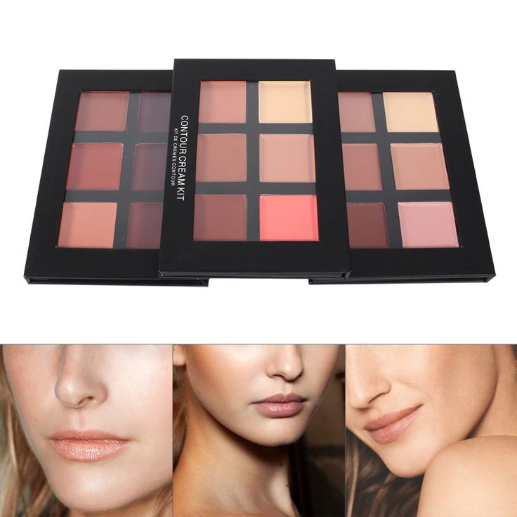 9.19$  Watch now - 6 Colors Facial Cosmetic Long Lasting Highlight Contour Cream Concealer Palette Women Contouring Makeup Face Care Correttore   #aliexpressideas