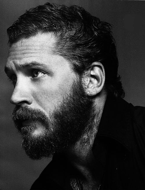 Look at Tom Hardy.
