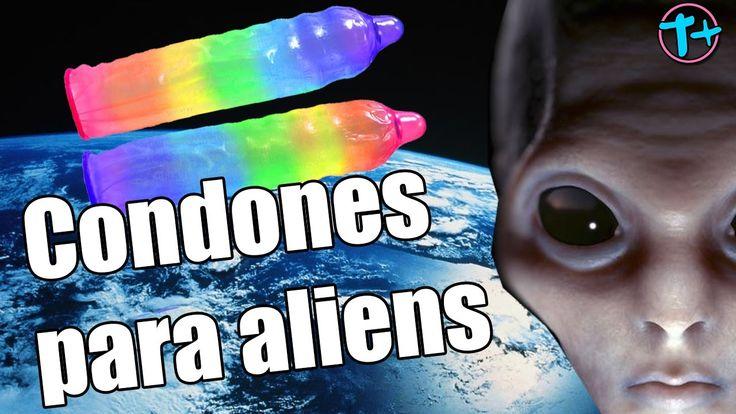 Condones para aliens | 5 regalos de humanos a extraterrestres | T mas