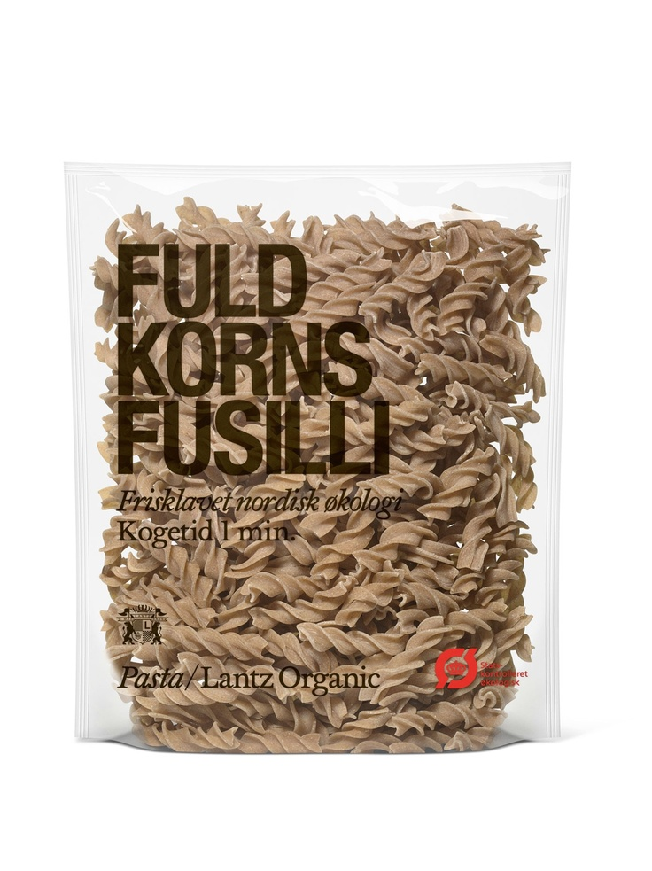 Organic Fusilli For Andy Chambray