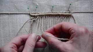 Youtube list of Macrame tutorials -lots on micro... to macro!
