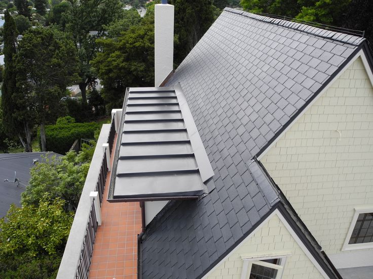 The unique formulation of Viking EcoStar renders several added advantages over slate roofing whilst still offering the slate look and extensive durability. http://www.vikingroofspec.co.nz/products/pitched-roofs/ecostar-eco-alternative-to-slate-tiles/