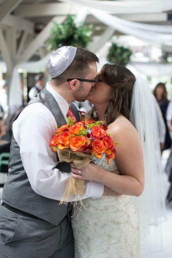 Rustic Long Island Jewish Wedding New York