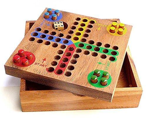 Настольная игра Лудо (Людо, Ludo) - как играть, правила ...