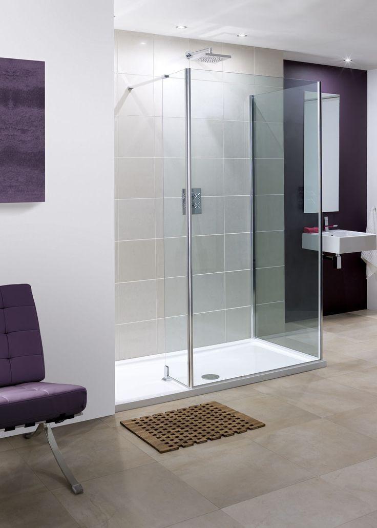 Andora Walk In Shower Enclosure › Lakes Bathrooms