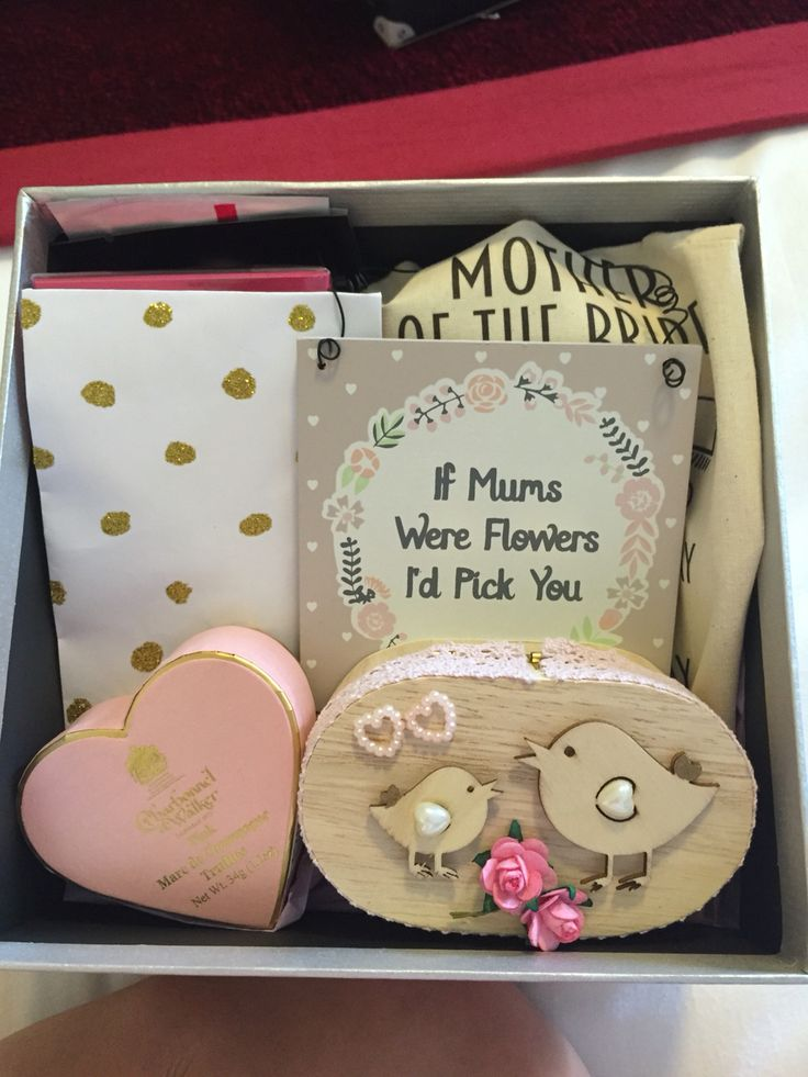 Mother Of The Bride Groom Wedding Gift Ideas Inspired By S