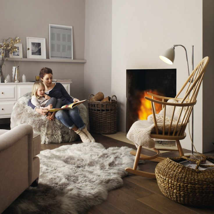 The Picture That Inspired Our Entire Living Room: Cosy, Welcoming, Simple,  Natural Part 7