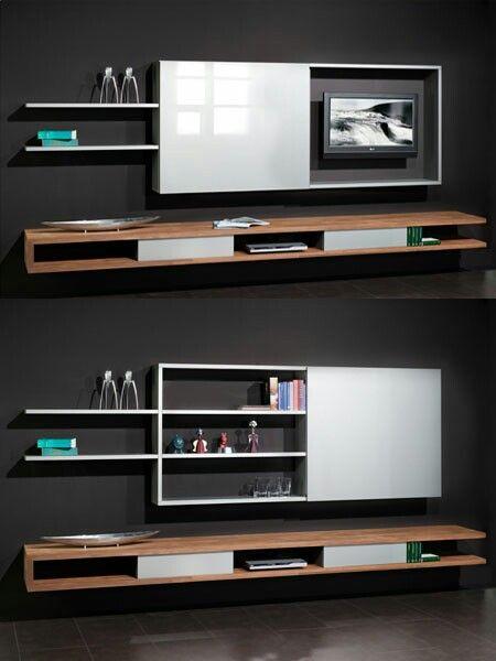die besten 25 versteckter fernseher ideen auf pinterest tv schr nke schlafzimmer. Black Bedroom Furniture Sets. Home Design Ideas
