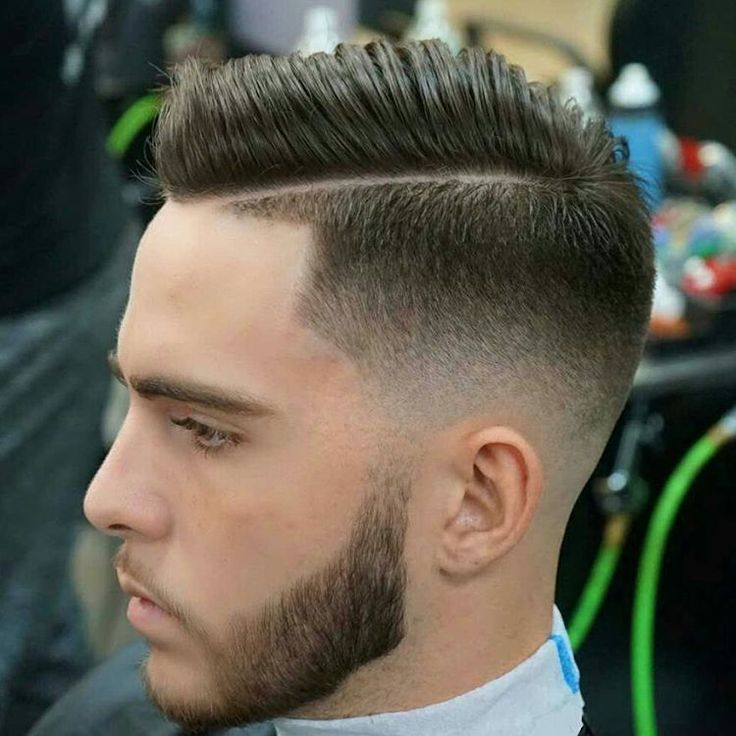 Combover styled with NO PRODUCT #bestbarbersperiod #nicestbarbers…                                                                                                                                                                                 More