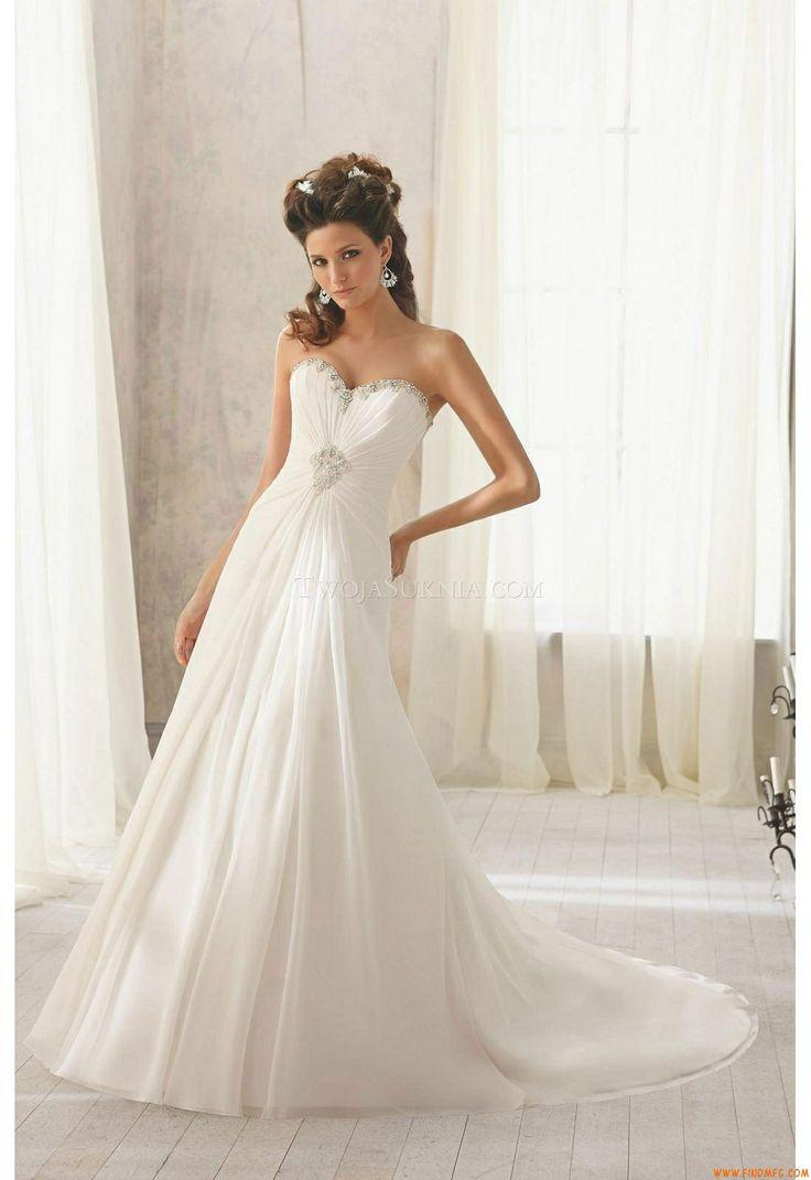 Vestidos de noiva Mori Lee 5205 Blu by Mori Lee 2014