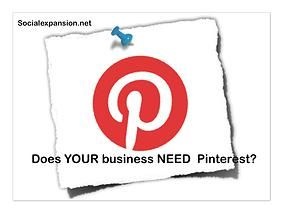 Does your business need Pinterest?!