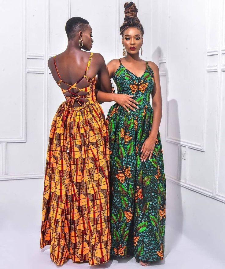 2019 Stylish and Beautiful Ankara Gown Styles