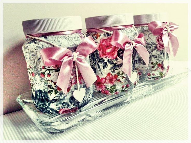 Kreatív ötlet befőttes üvegre: http://kerekecskevilagocska.blog.hu/2017/01/03/romantikus_tarolo_befottes_uvegbol