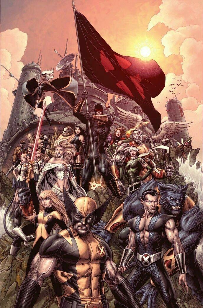 X-Men Genosha?