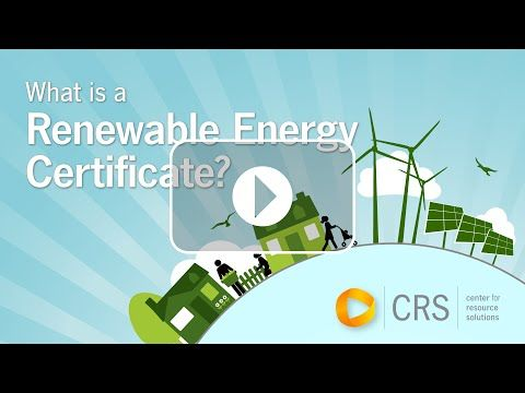 What Is a Renewable Energy Certificate? | 3BL Media