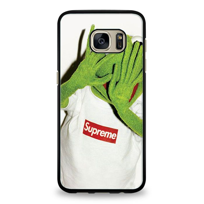 Kermit Supreme Samsung Galaxy S6 Edge | yukitacase.com