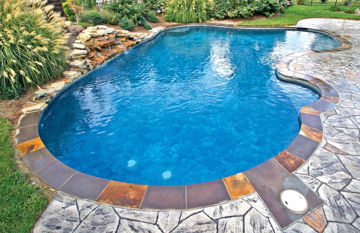 1000 Ideas About Blue Haven Pools On Pinterest Swimming Pools Pools And Beach Entry Pool