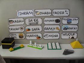 handmade beginnings: Hajj Display