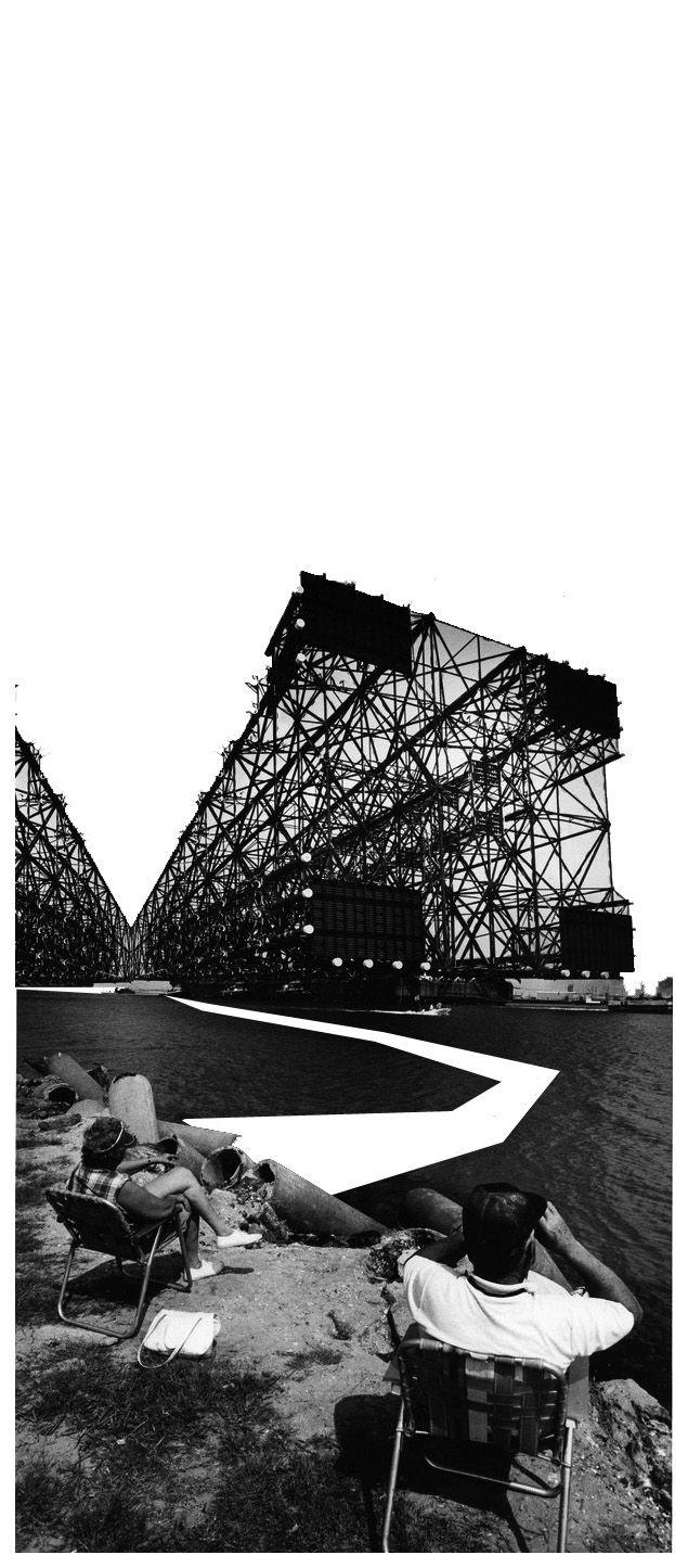 © Fabio Alessandro Fusco, Constant osserva la costruzione di New Babylon/ Constant observes the construction of New Babylon, 2013