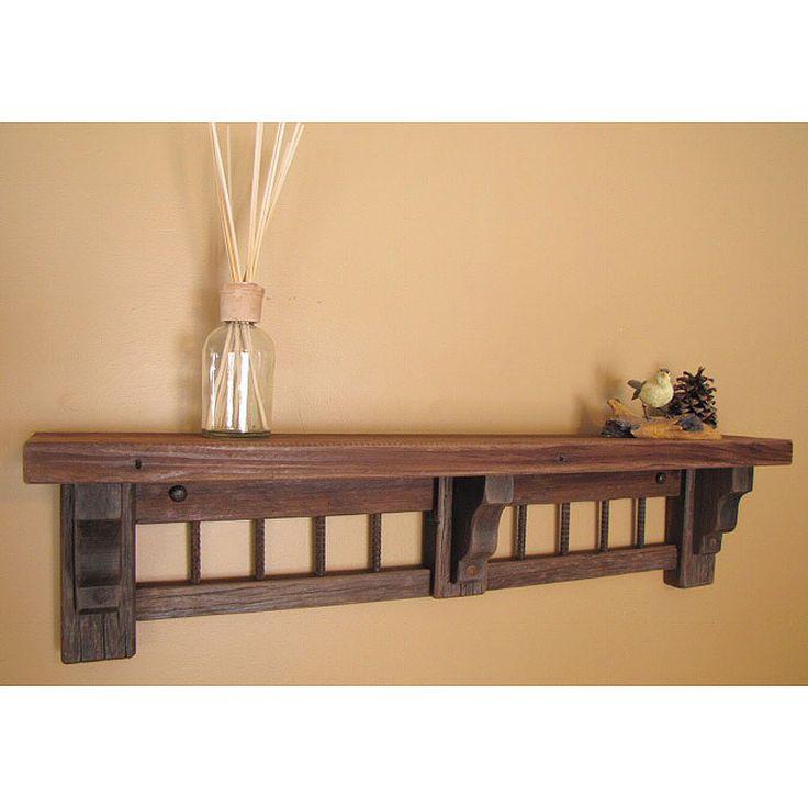 Craftsman Style Shelf DIY Plans – Fine Woodworking Blog