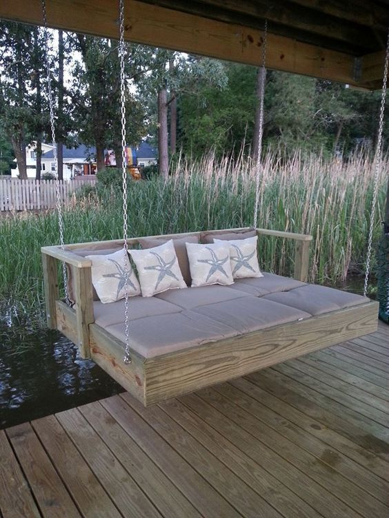 die besten 25 schaukel garten ideen auf pinterest gartenschaukeln hollywoodschaukel palette. Black Bedroom Furniture Sets. Home Design Ideas