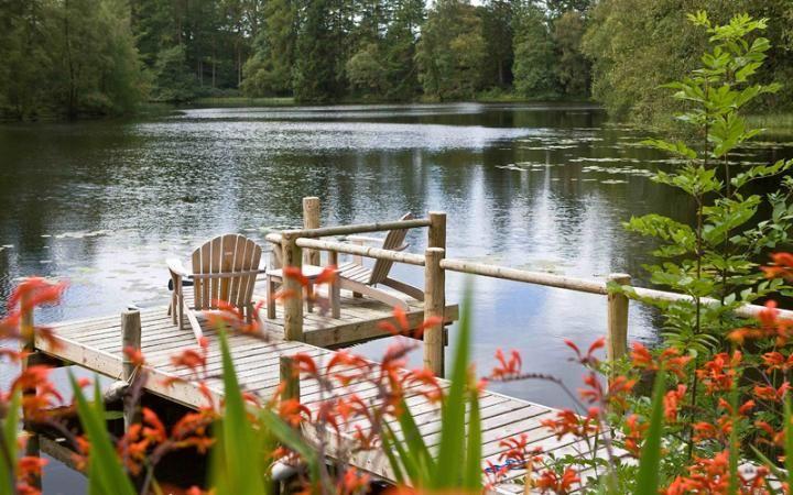 Gilpin Lake House, Windermere, Lake District