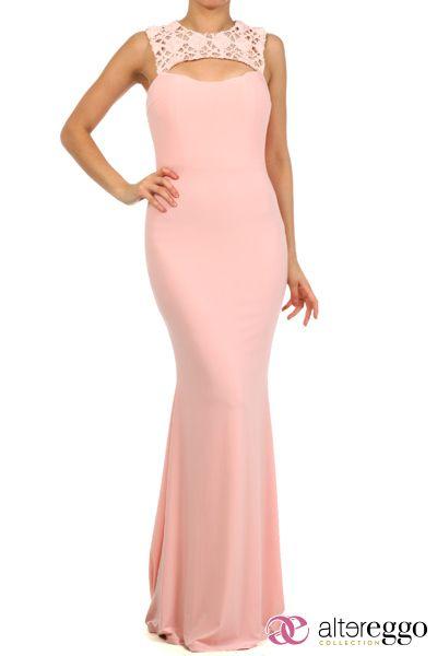 #Vestido #graduaciones #verano #2014 #rosa #pink #party #fiesta #noche #largo #maxidress