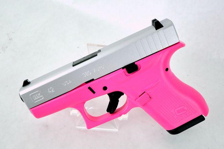 "Glock 42 Hot Pink .380 ACP 3.25"" [New in Box] $529.99 | MMP Guns"