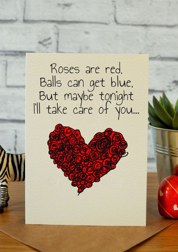 Funny anniversary card, valentines day card, rude cards, naughty cards, boyfriend card, husband card, valentines day gift for him #boyfriendgift