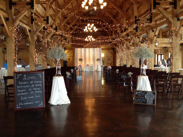 Ceremony to Reception & 45 best Canopy Creek Farm images on Pinterest | Canopy Backdrops ...