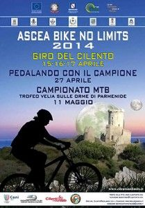 Ascea Bike No Limits 2014, giro del Cilento #cilento #marinadicamerota #ascea #bike