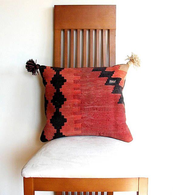 Turkish Pillow Kilim Pillow Kelim Pillow Bohemian living