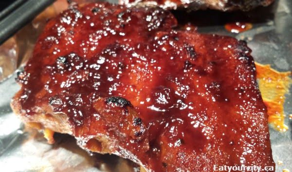 Super easy ultimate BBQ ribs recipe.. made in a slow cooker or crockpot!