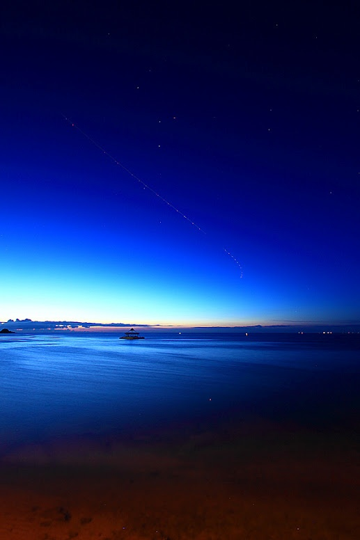 Sky - 空 / Sea - 海