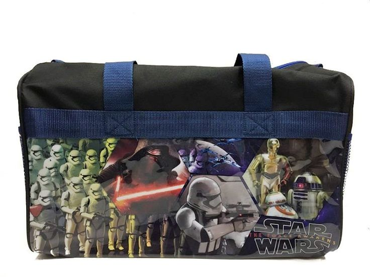 Star Wars: The Force Awakens Duffle Bag - Kids Suitcase by Master Toys (28961) ** You can get additional details at the image link.