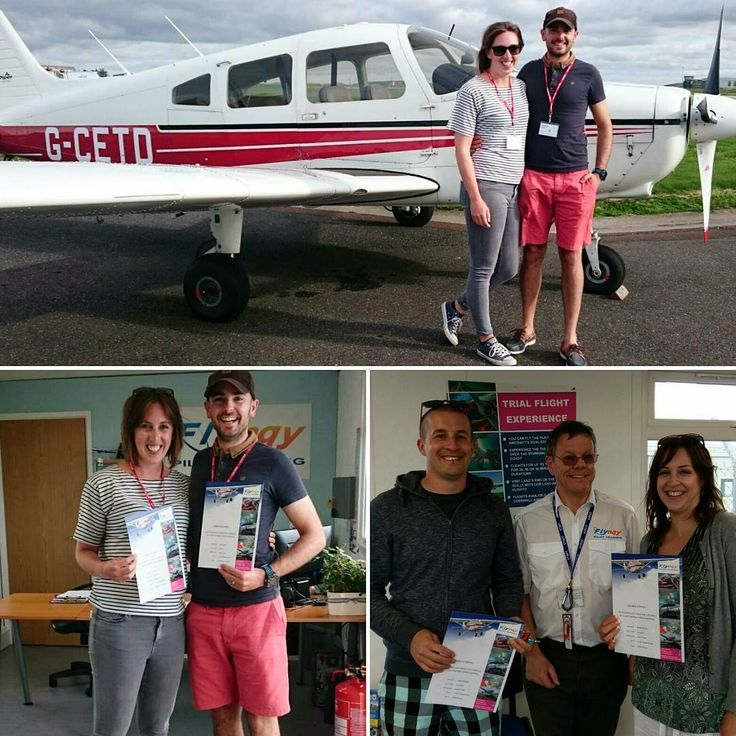 A few more trial flight pics from last week! Both of these couples went up on our Land Away Experiences to Lands End, with all four having a go at flying over Cornwall! Hope you all had fun :) #cornwall #flycornwall #newquay #newquayairport #landsend #landsendairport #instacornwall #instagram #instapilot #instapilots #pilotlife #futurepilot #flight #flyer #flightexperience #experience #trialflight #unique #holiday #honeymoon #honeymooning #andrenaline