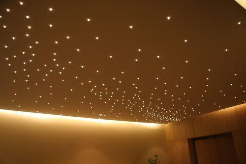 Plafonnier contemporain / à LED PLAFOND CENTRE SURBAISSE KIPE Semeur d'étoiles