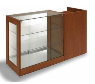 17 mejores ideas sobre vitrina cristal en pinterest - Mostradores de cocina ...
