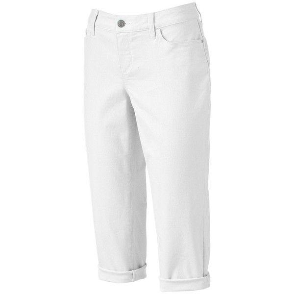 Best 10  Capri jeans ideas on Pinterest | Capri pants, Denim ...