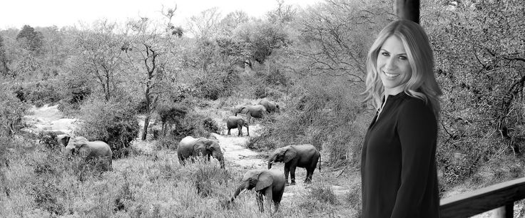 First hand African knowledge built up over decades of adventure