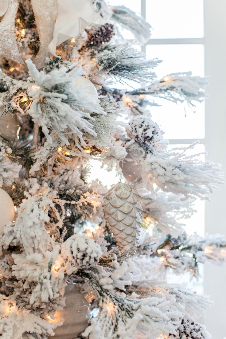 A Winter White Christmas by Rach Parcell